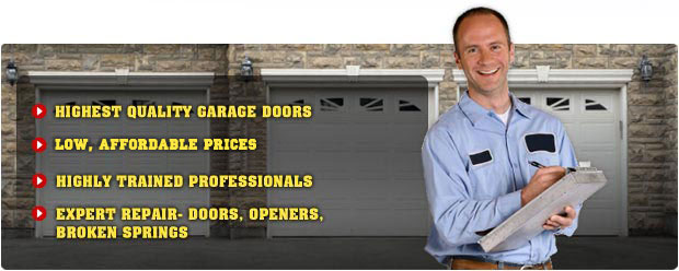 Cincinnati Overhead Garage Door Repair